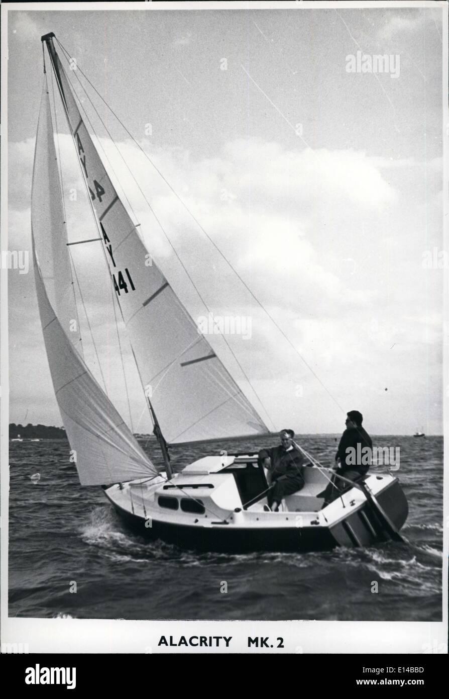 Apr. 17, 2012 - Alacrity Mk. 2 - Stock Image