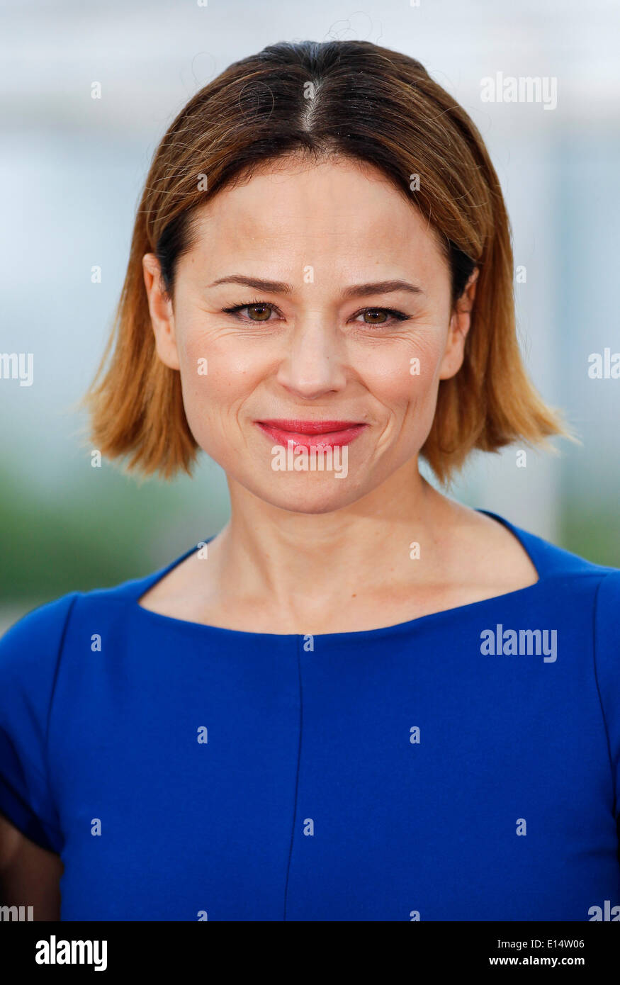SUZANNE CLEMENT MOMMY. PHOTOCALL. 67TH CANNES FILM FESTIVAL CANNES  FRANCE 22 May 2014 - Stock Image