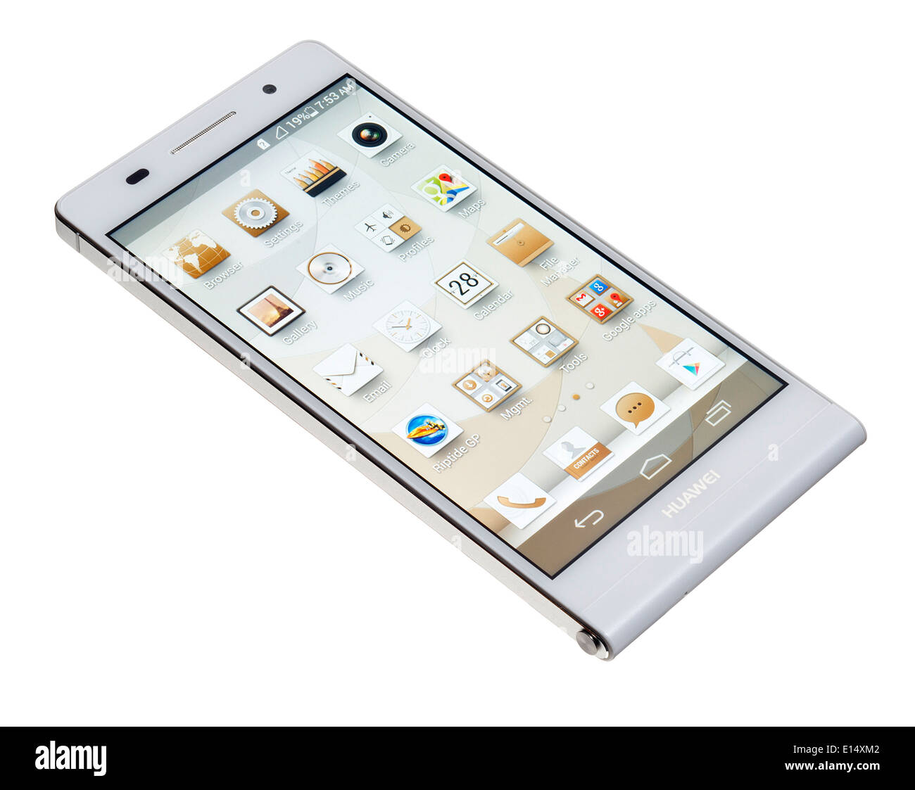 Huawei Ascend smartphone - Stock Image