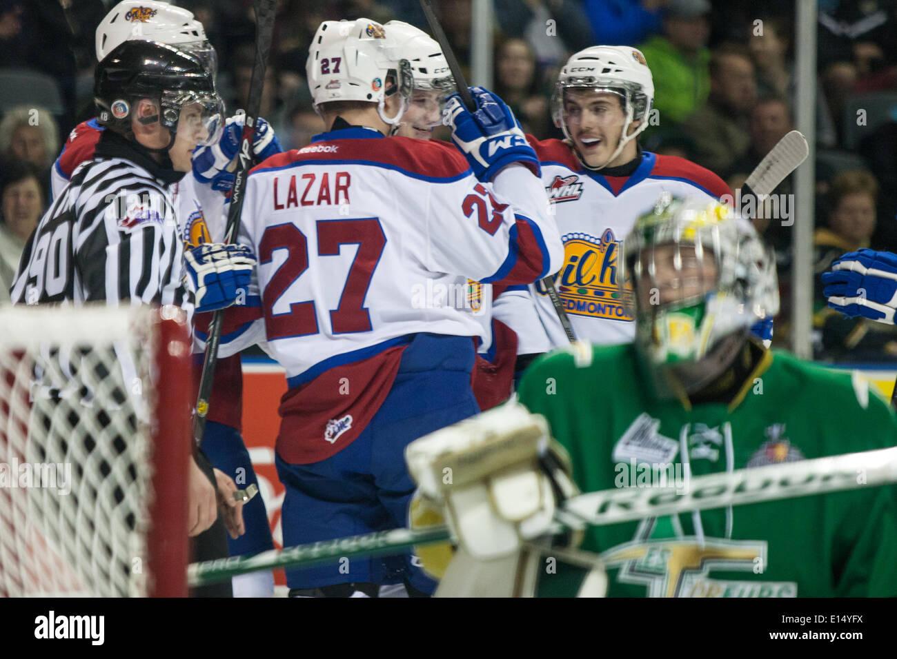 Quebec Major Junior Hockey League Stock Photos & Quebec
