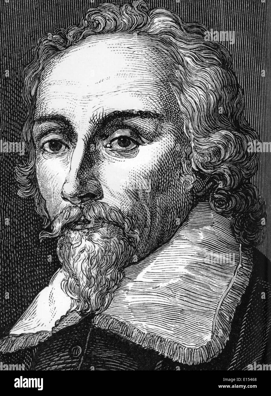 WILLIAM HARVEY (1578-1657) English physician