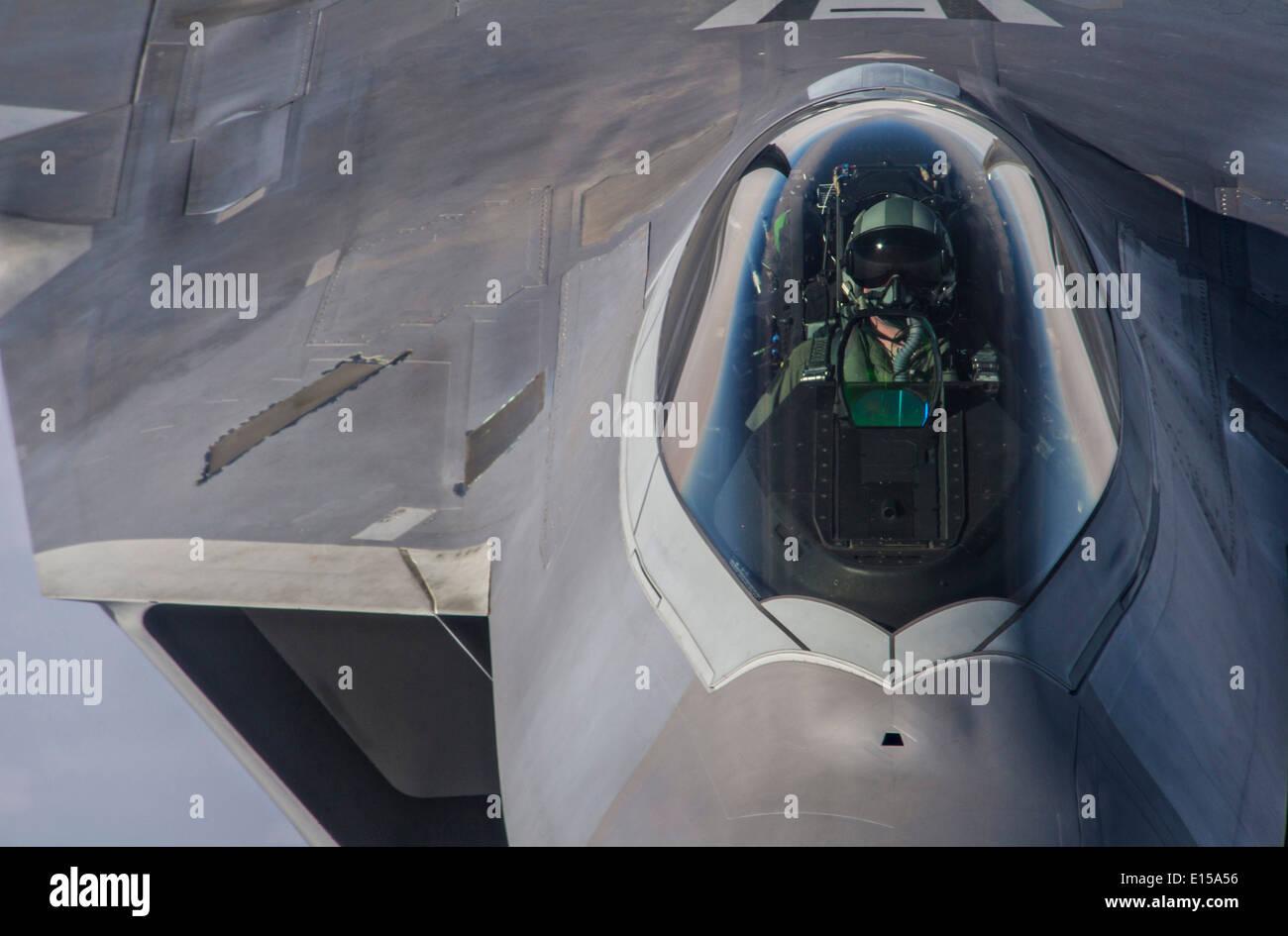 F22 Raptor Cockpit Stock Photos & F22 Raptor Cockpit Stock