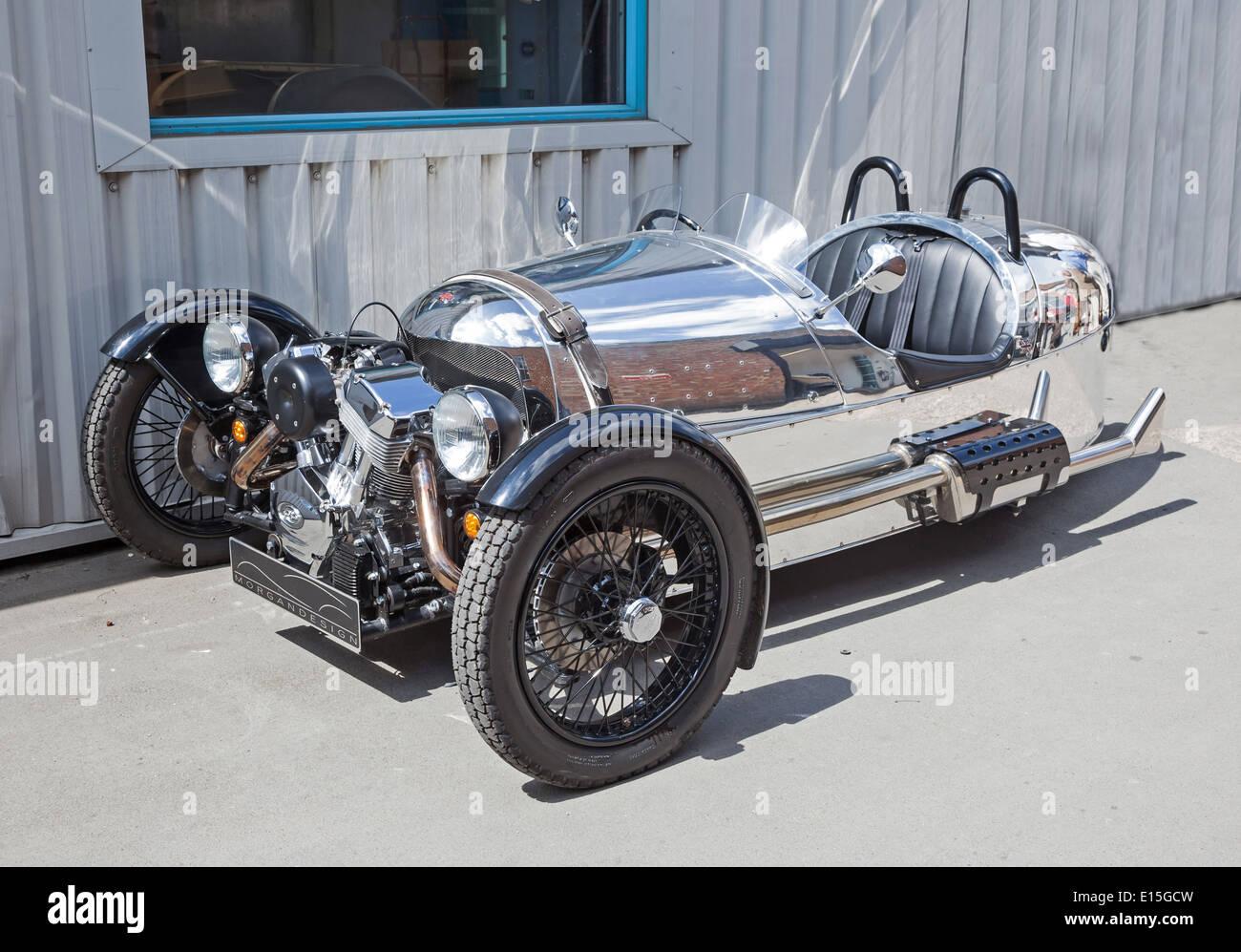 Morgan Motors Car factory Stock Photo: 69578793 - Alamy