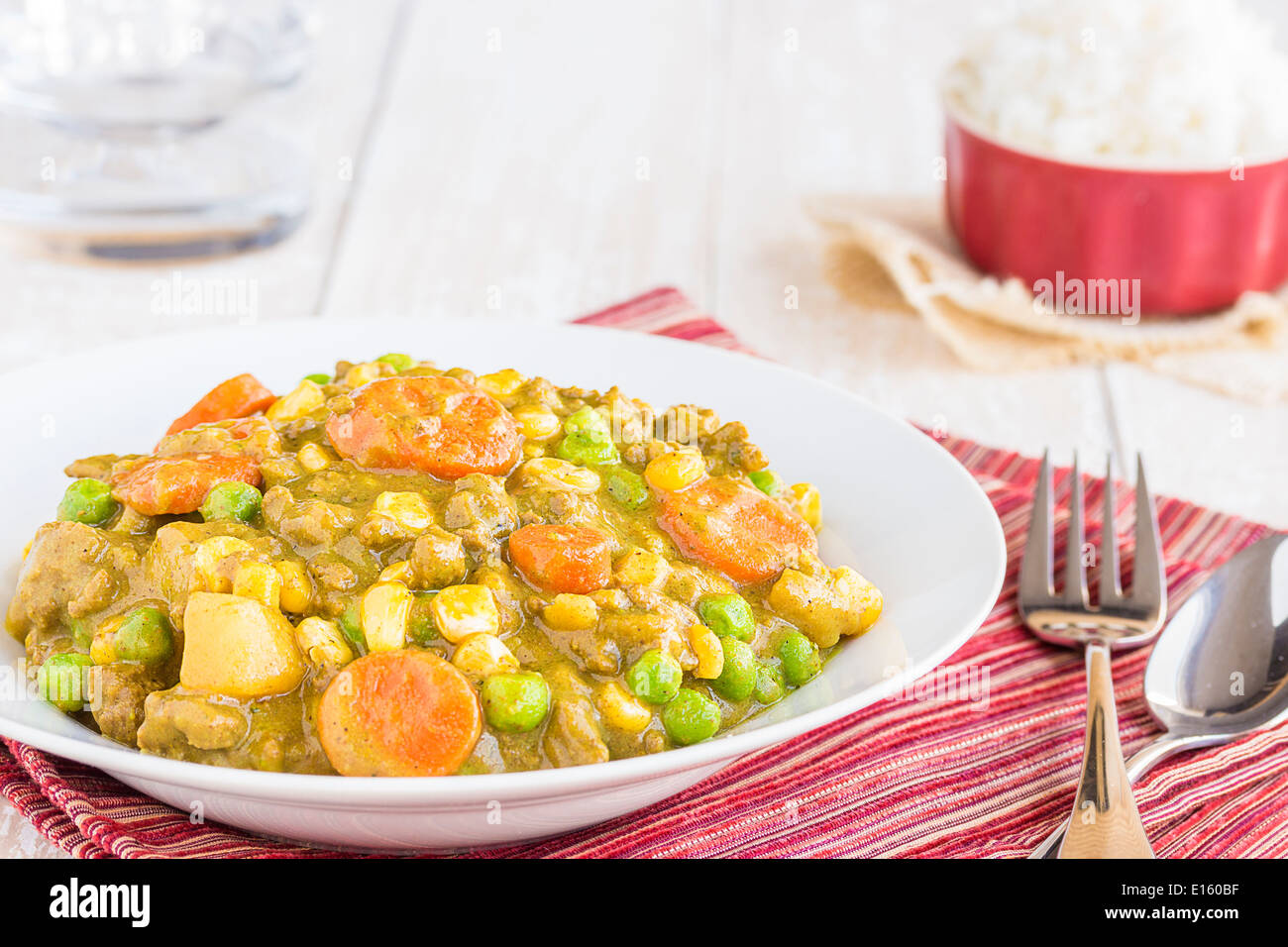 how to make stew peas