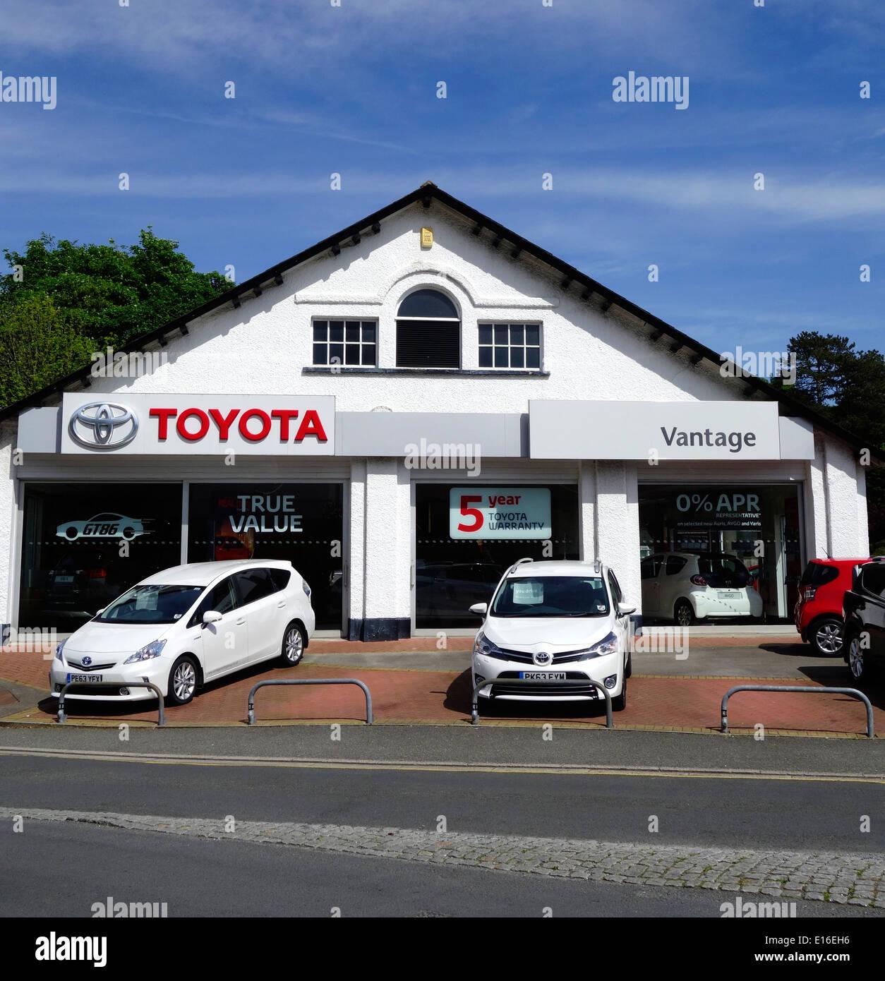Toyota Showroom Stock Photos & Toyota Showroom Stock
