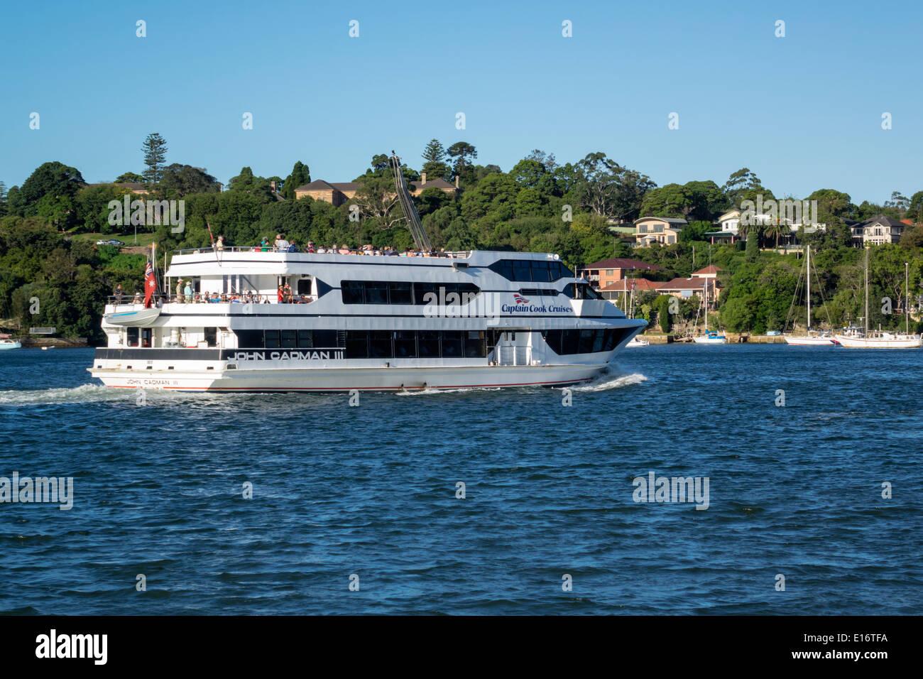 Captain Cook Bay Boat Tour