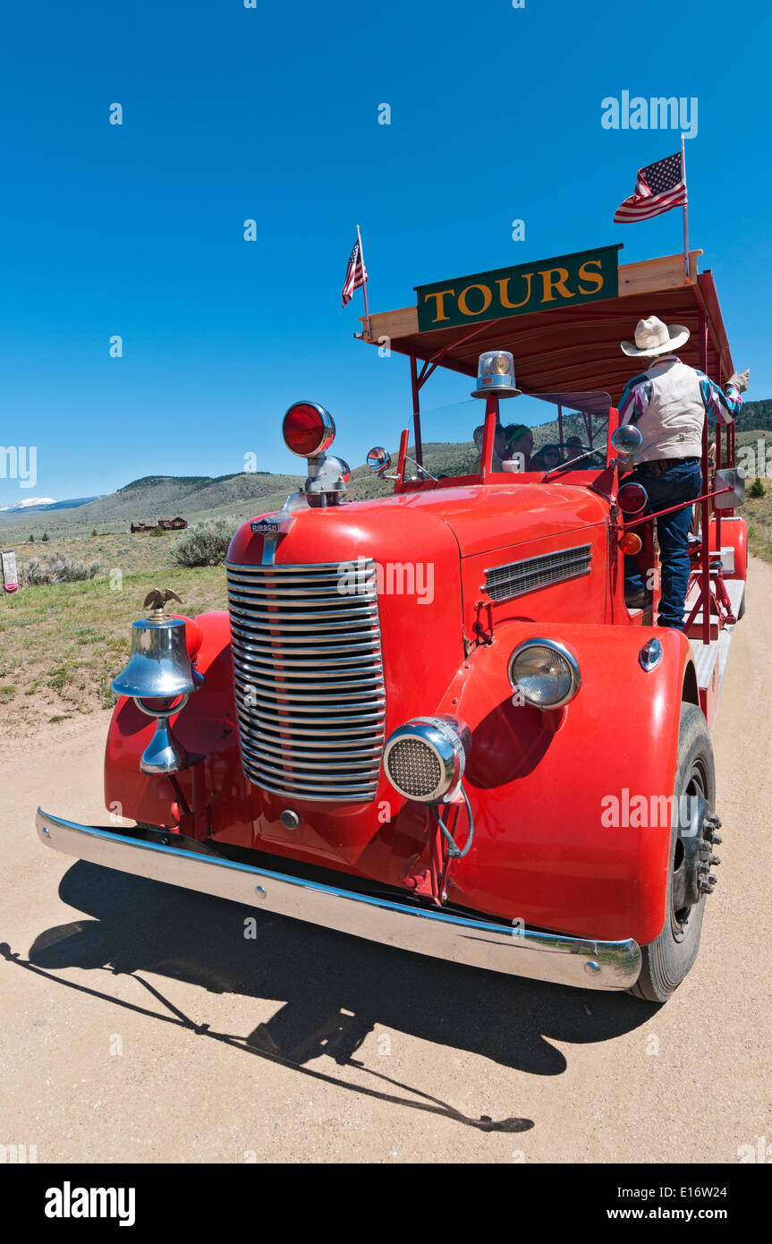 Fire Engine Tour Edinburgh