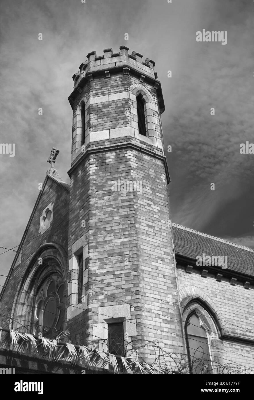 Wellington Place Church Dublin - Stock Image