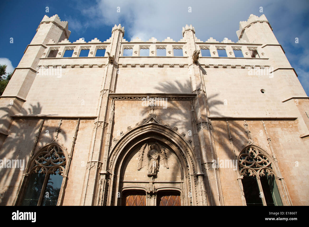 Sa llotja, historical building, palma de mallorca, mallorca island, spain, europe Stock Photo