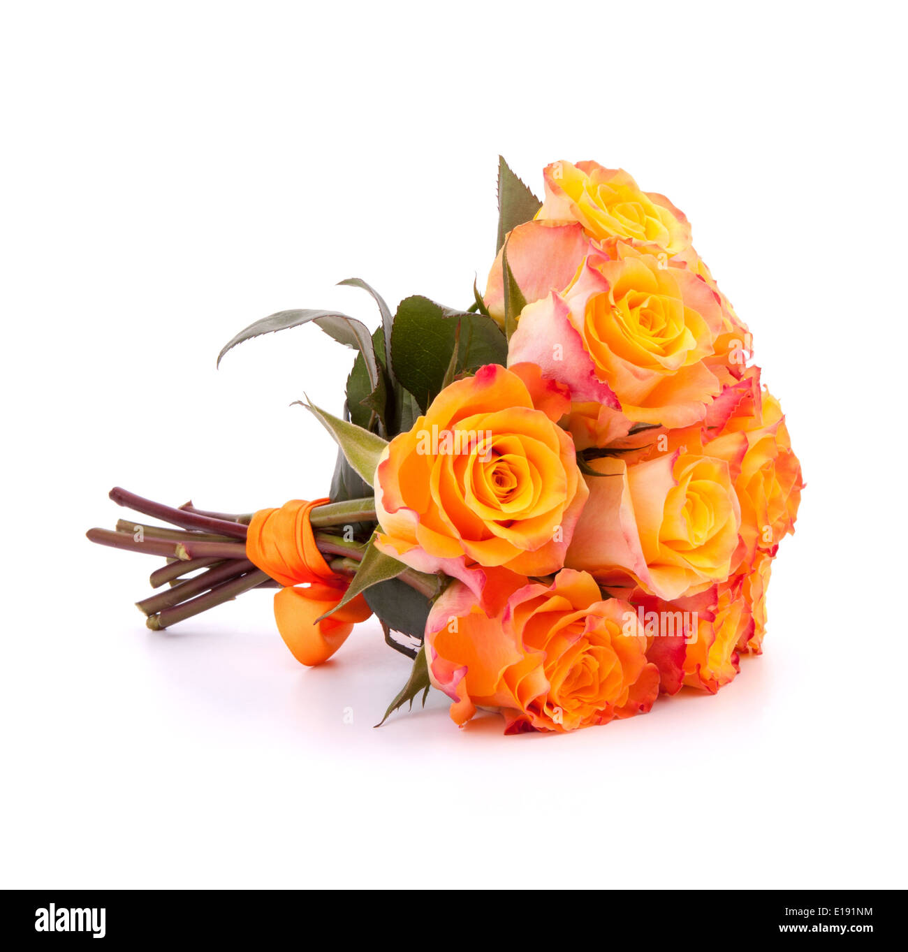 Yellow rose flower bouquet isolated on white background cutout stock yellow rose flower bouquet isolated on white background cutout mightylinksfo