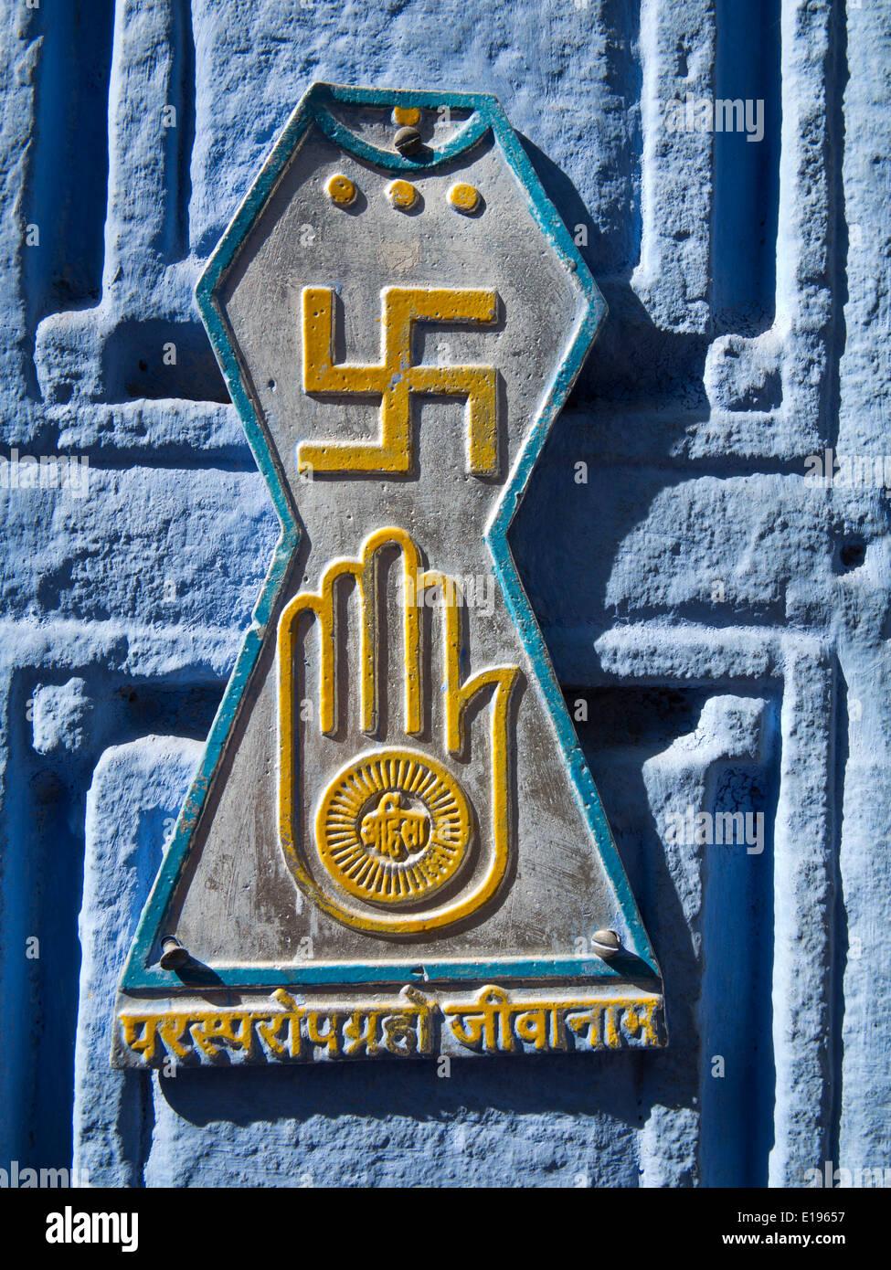 Indien Hakenkreuz