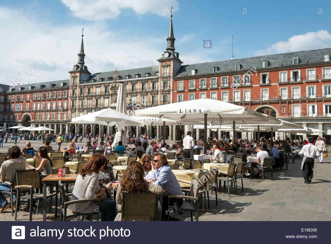 Madrid Cafe Bar
