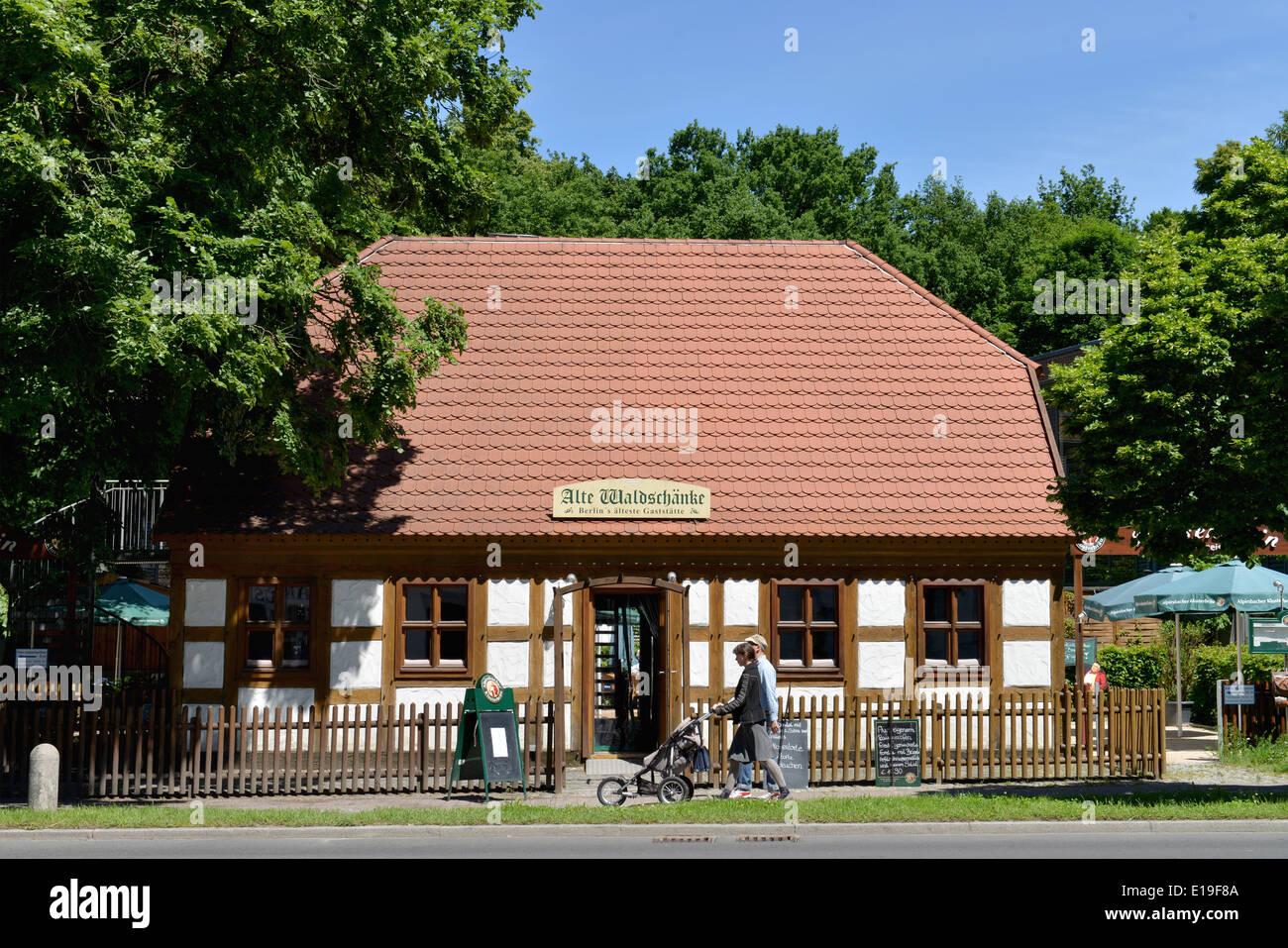 Waldschänke Stock Photos & Waldschänke Stock Images - Alamy