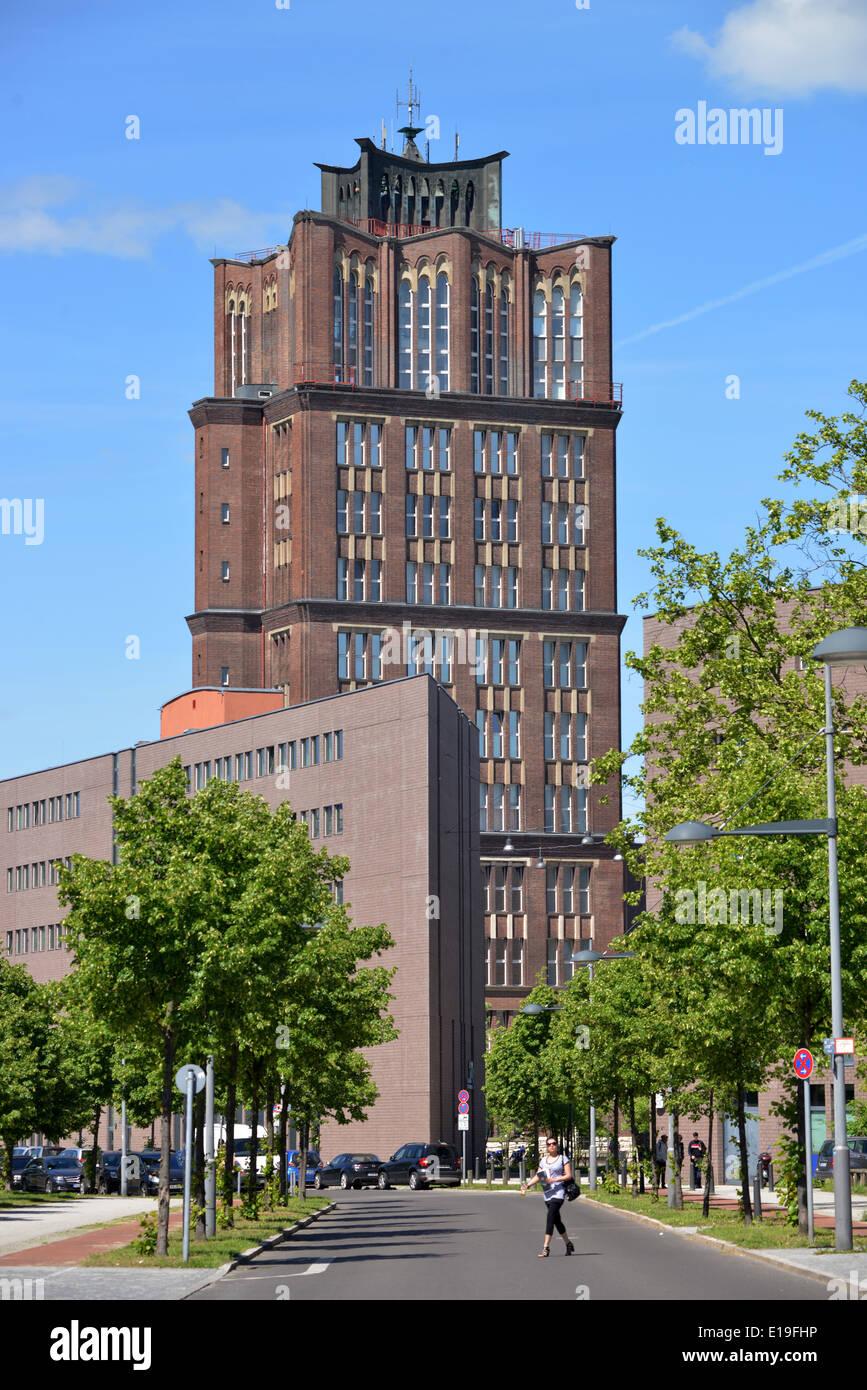 Borsigturm, Tegel, Berlin, Deutschland - Stock Image