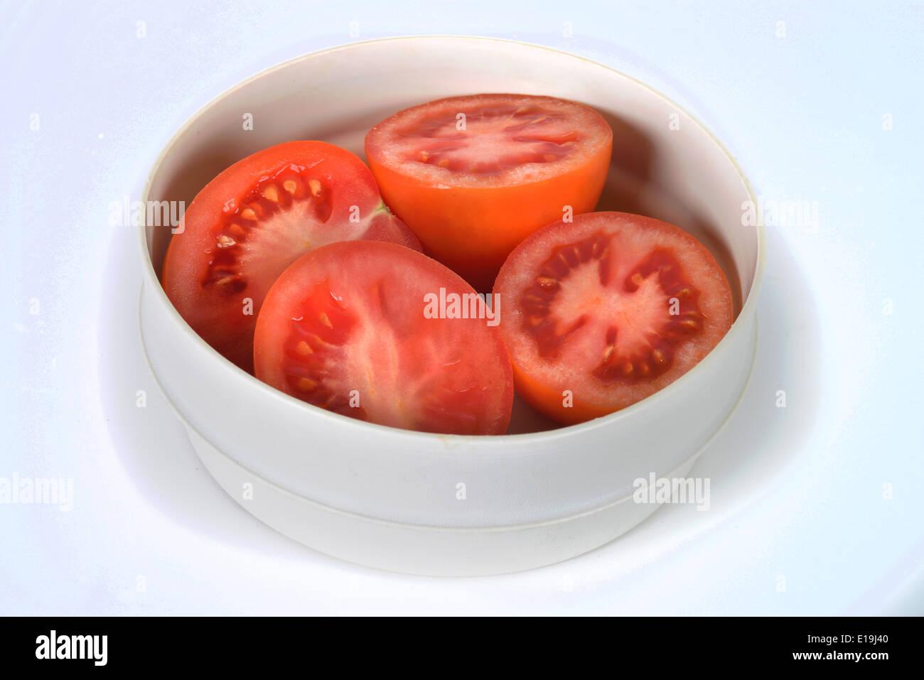 tomatoes tomato - Stock Image
