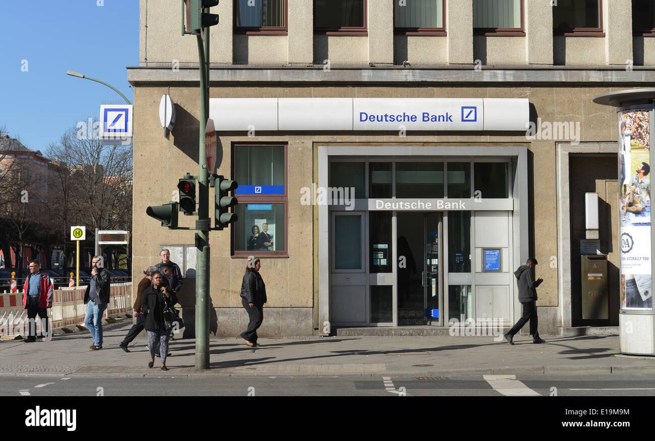 Deutsche Bank Schoneberg