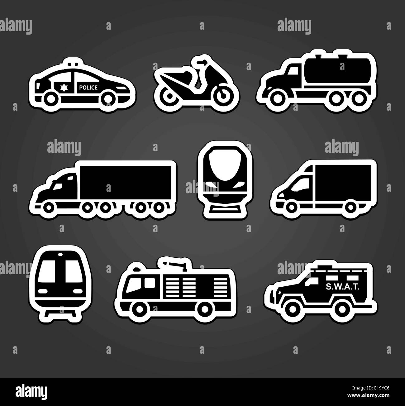 Camouflage Wall Stickers Swat Stock Vector Images Alamy