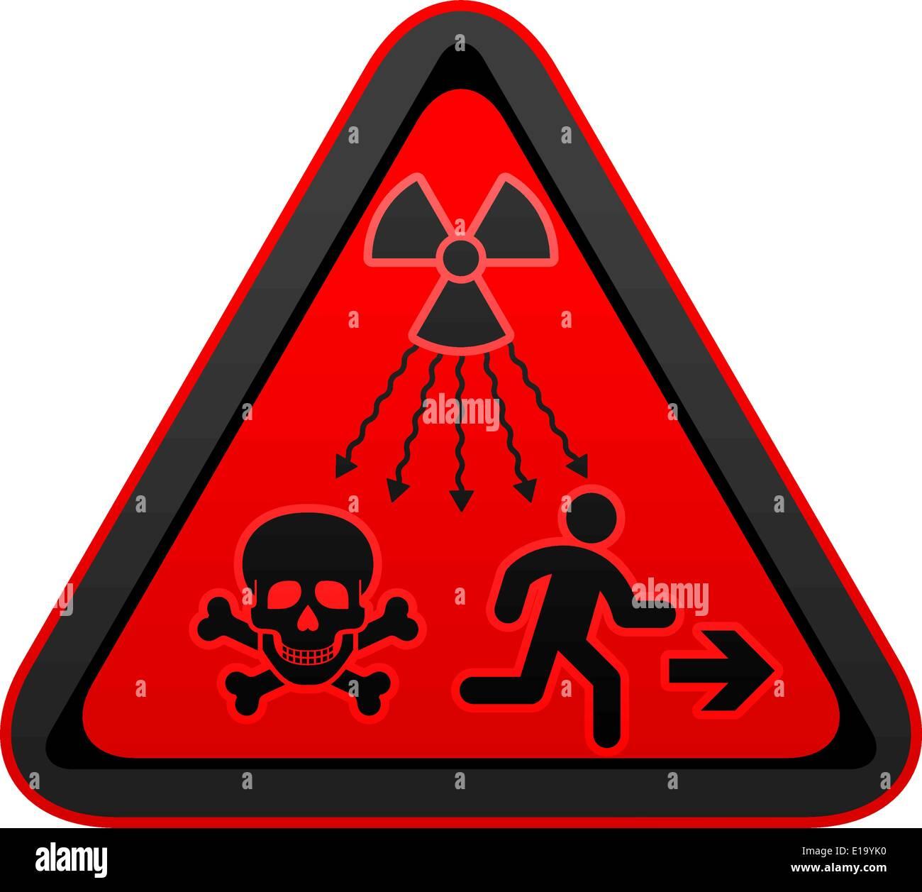 Ionizing Radiation Risk Stock Photos Ionizing Radiation Risk Stock