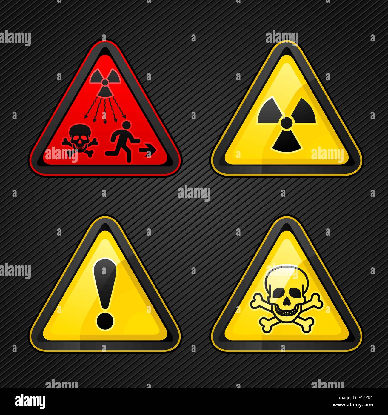New Radiation Symbol Images Meaning Of Text Symbols
