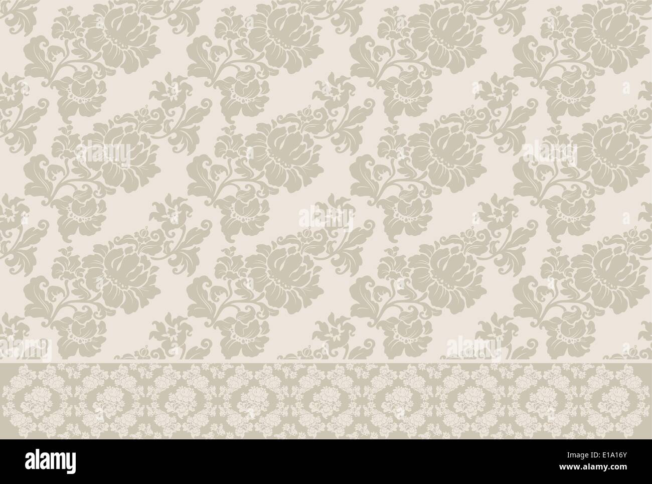 ornament-background old vector - Stock Vector