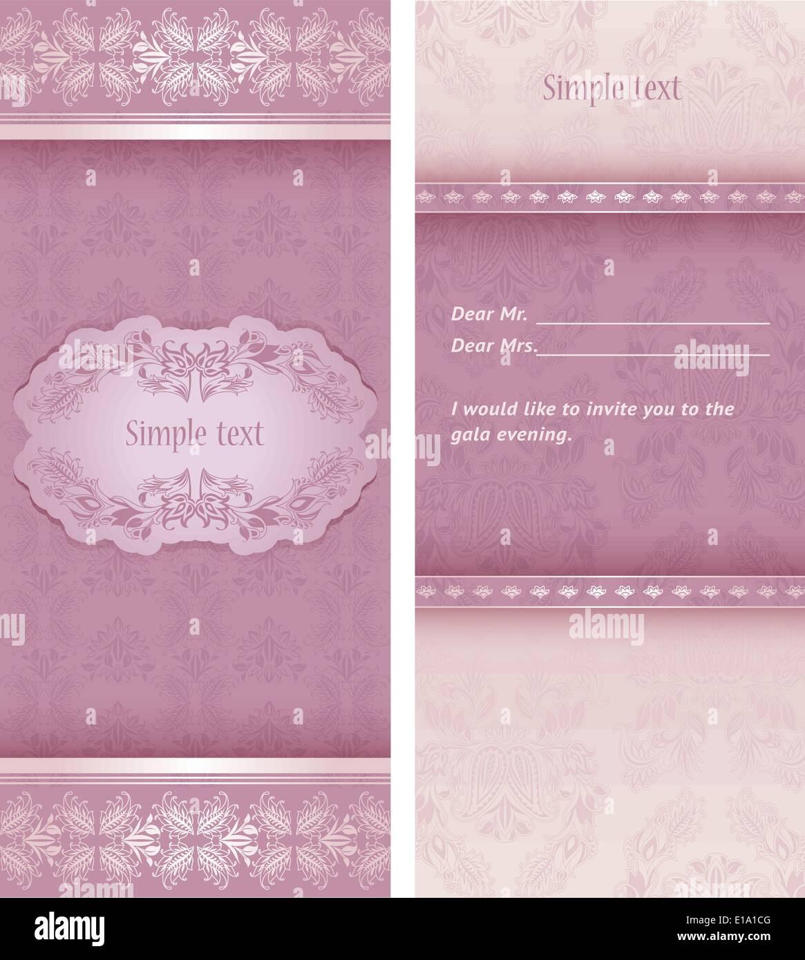 Royal Wedding Menu Stock Photos & Royal Wedding Menu Stock Images ...