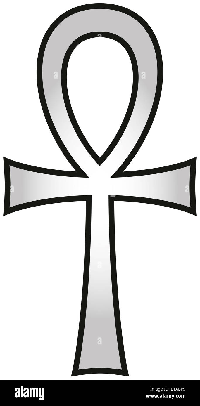 Ankh Ancient Symbol Eternal Life Stock Photos Ankh Ancient Symbol
