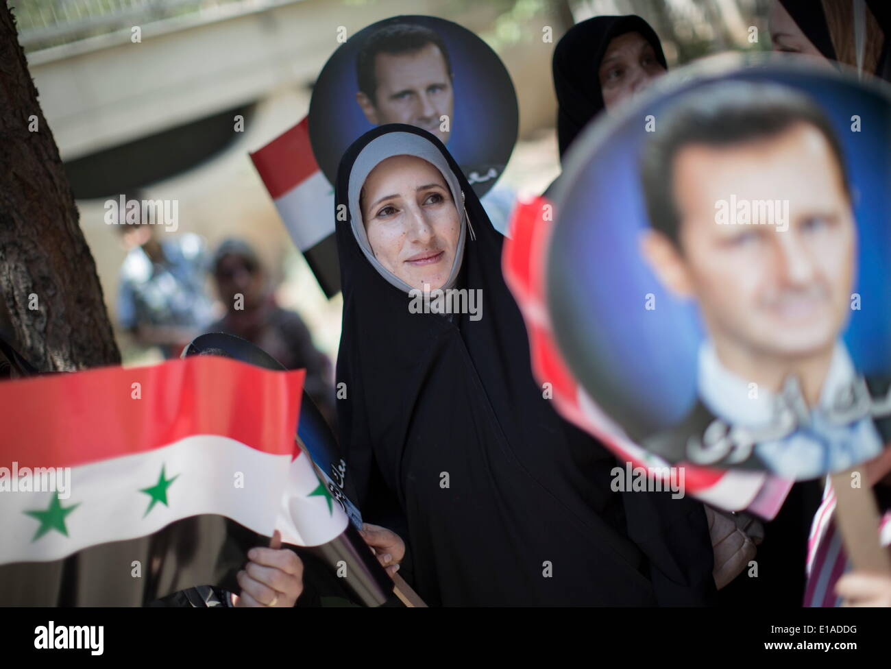 2014 Syrian presidential election