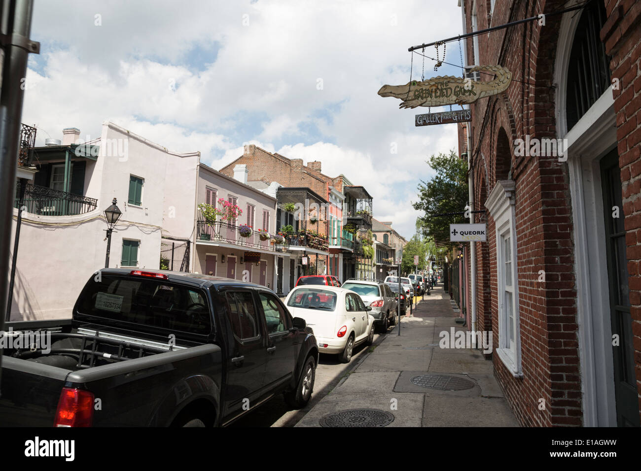 Car Hire New Orleans French Quarter