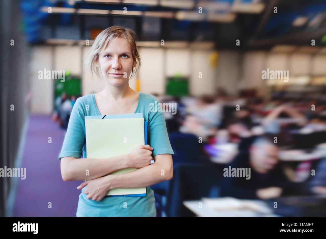 student life Stock Photo