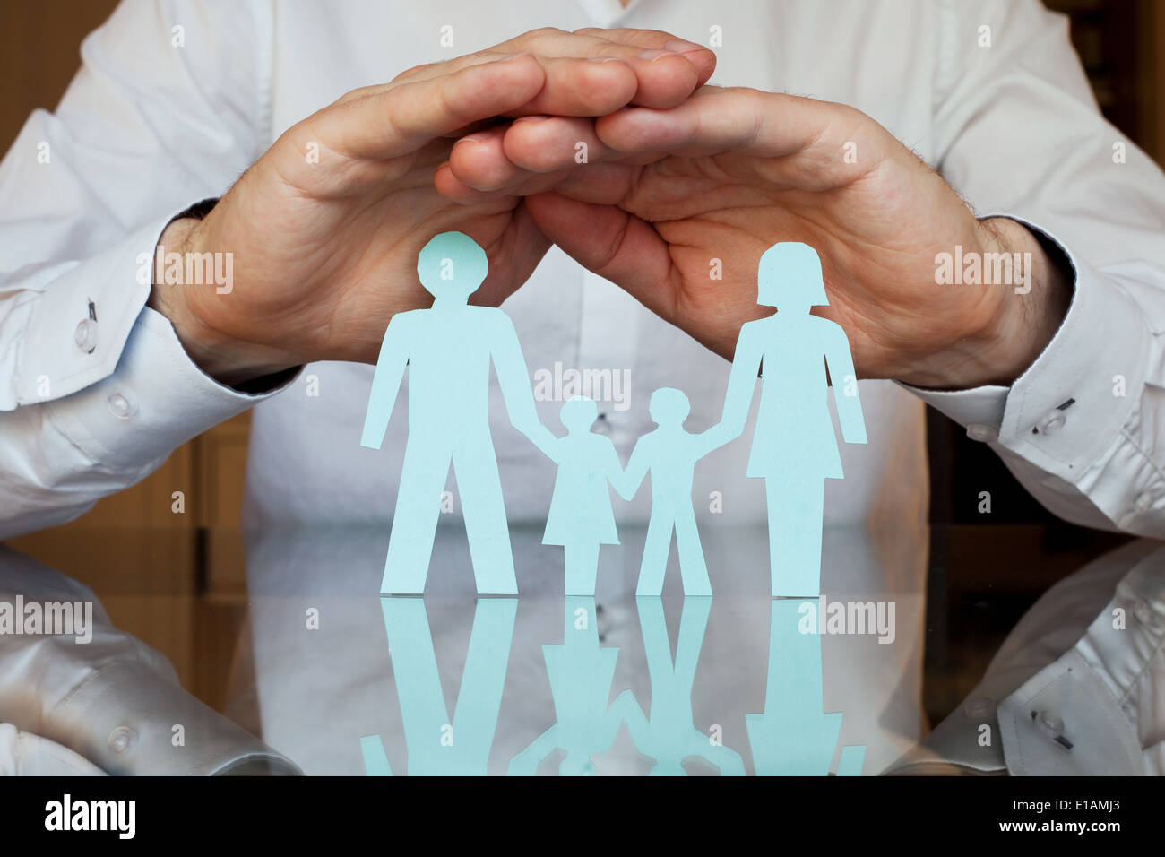 insurance concept - Stock Image