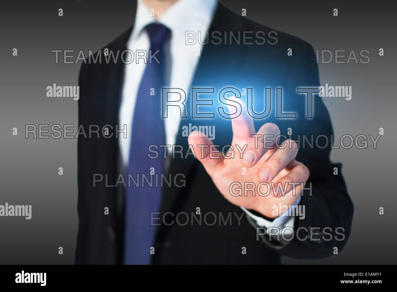 result concept - Stock Image