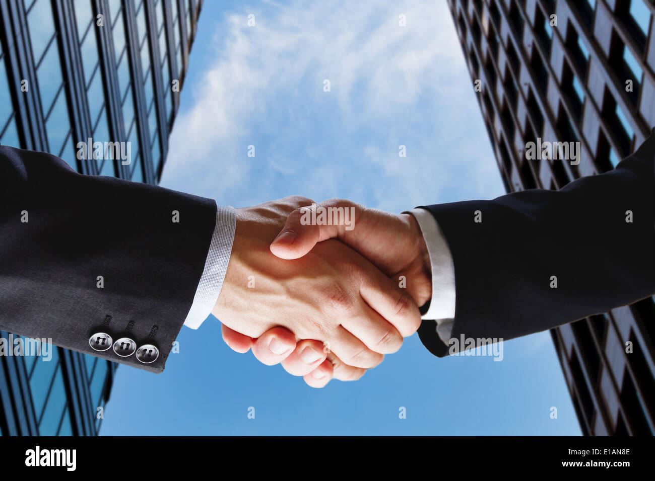 cooperation - Stock Image