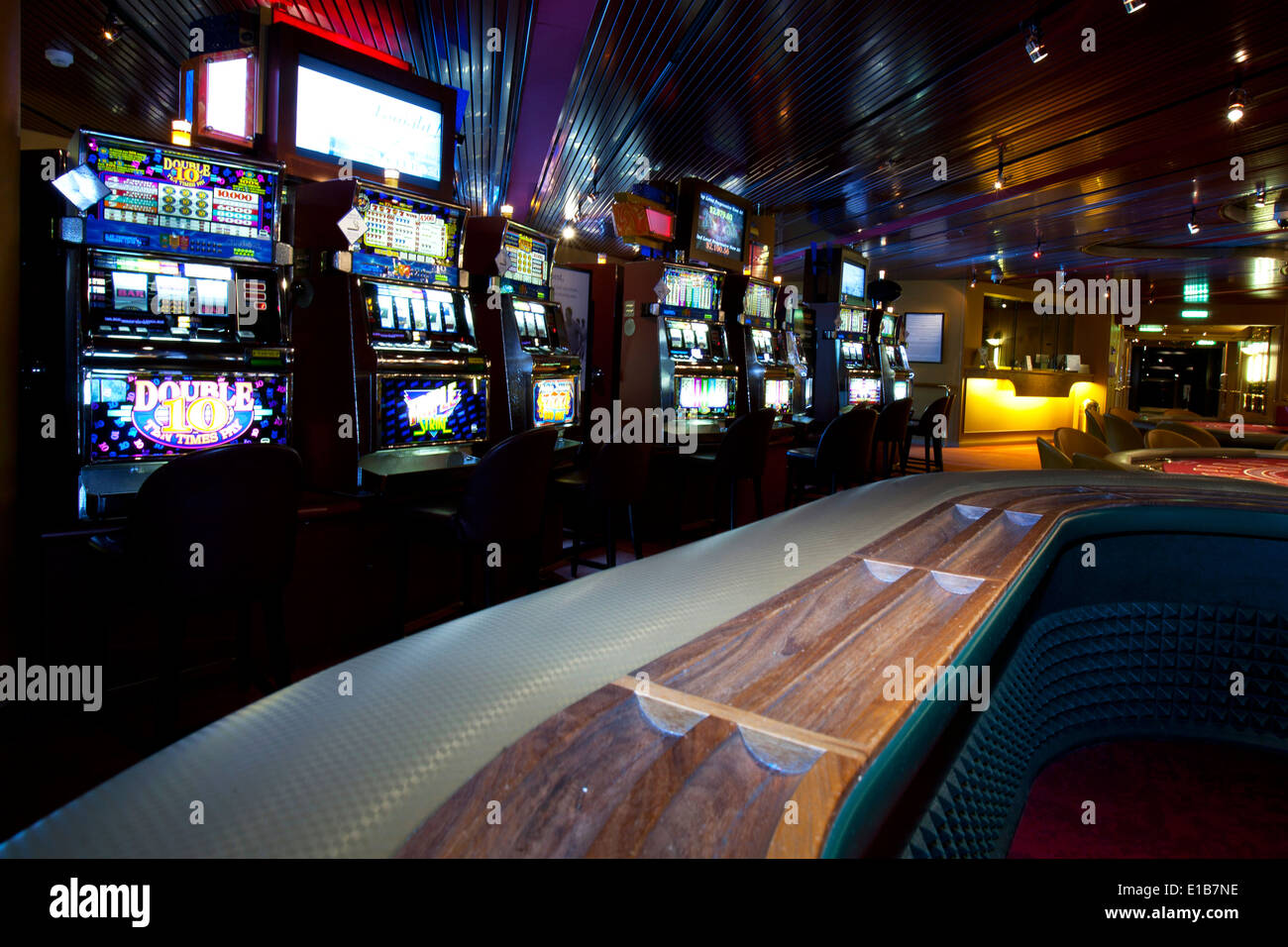 best casino games on cruise ships