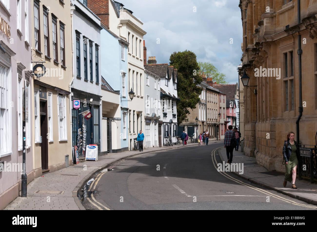 thesis binding holywell street oxford