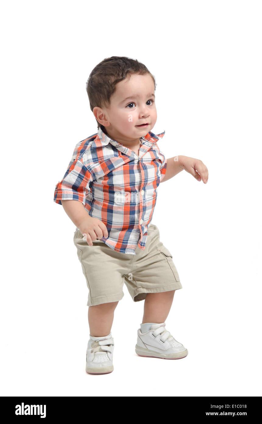 Arab Children Stock Photo