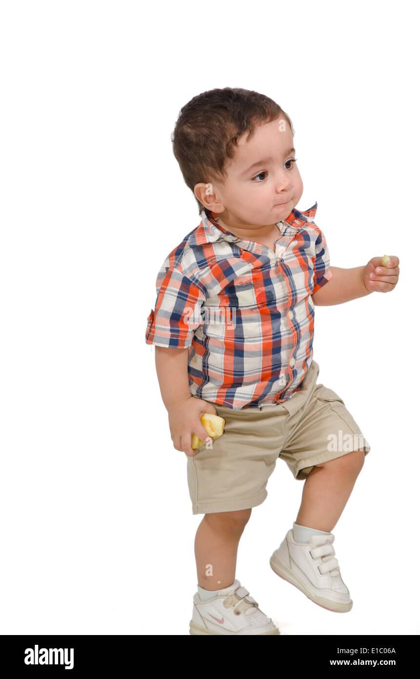 Arab Child Stock Photo
