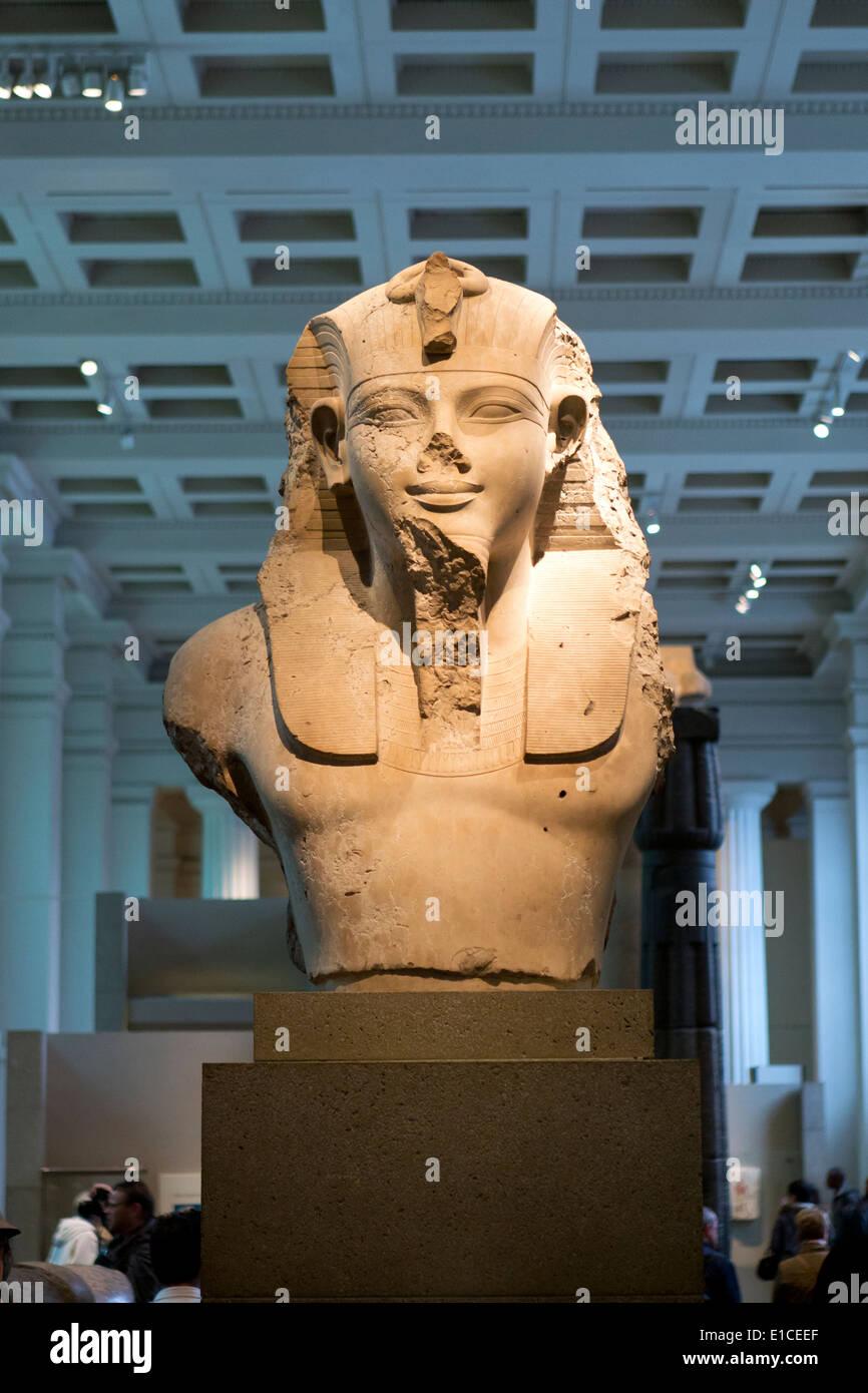 Room  British Museum Pharaoh