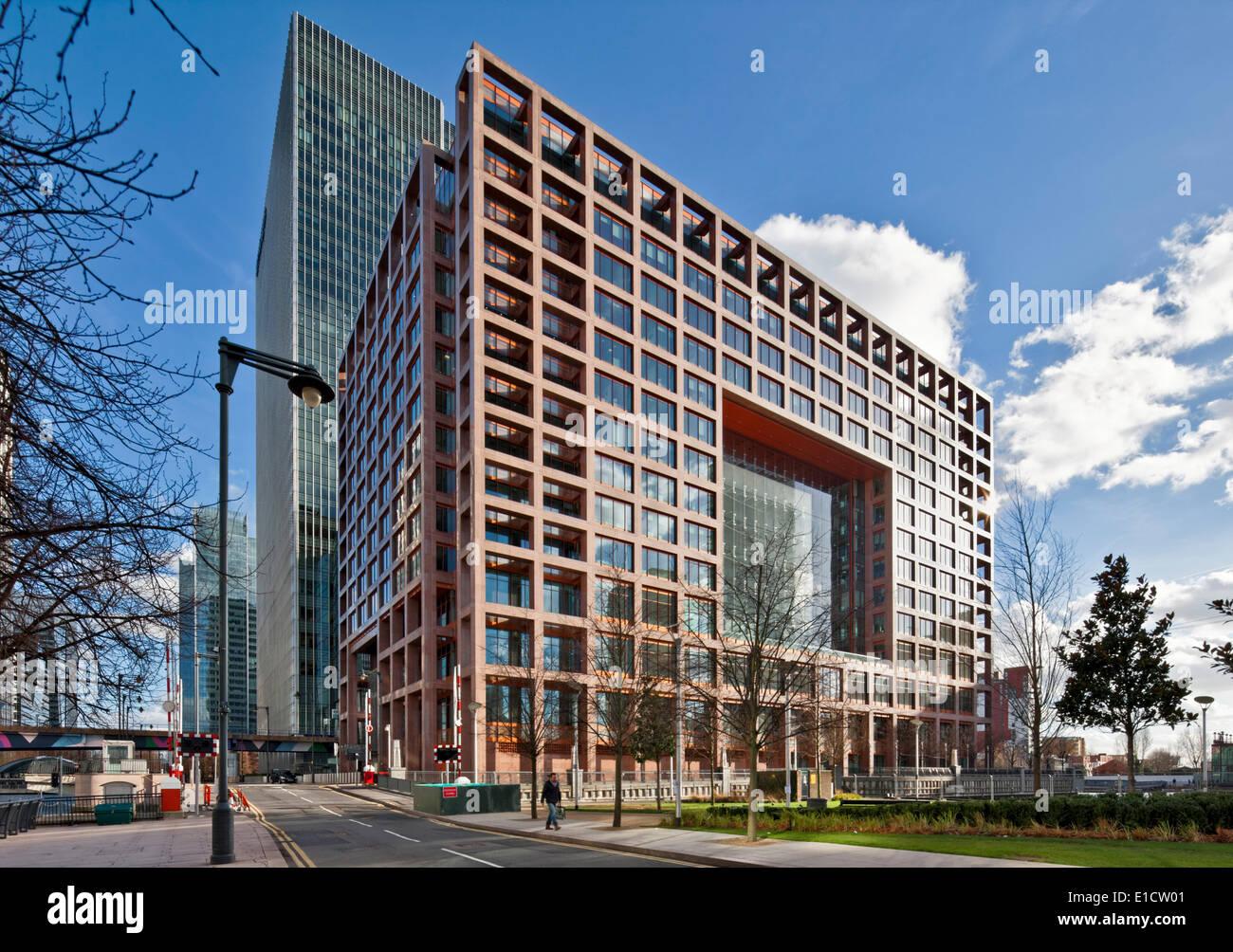 20 Bank Street - Morgan Stanley Building, London, United Kingdom