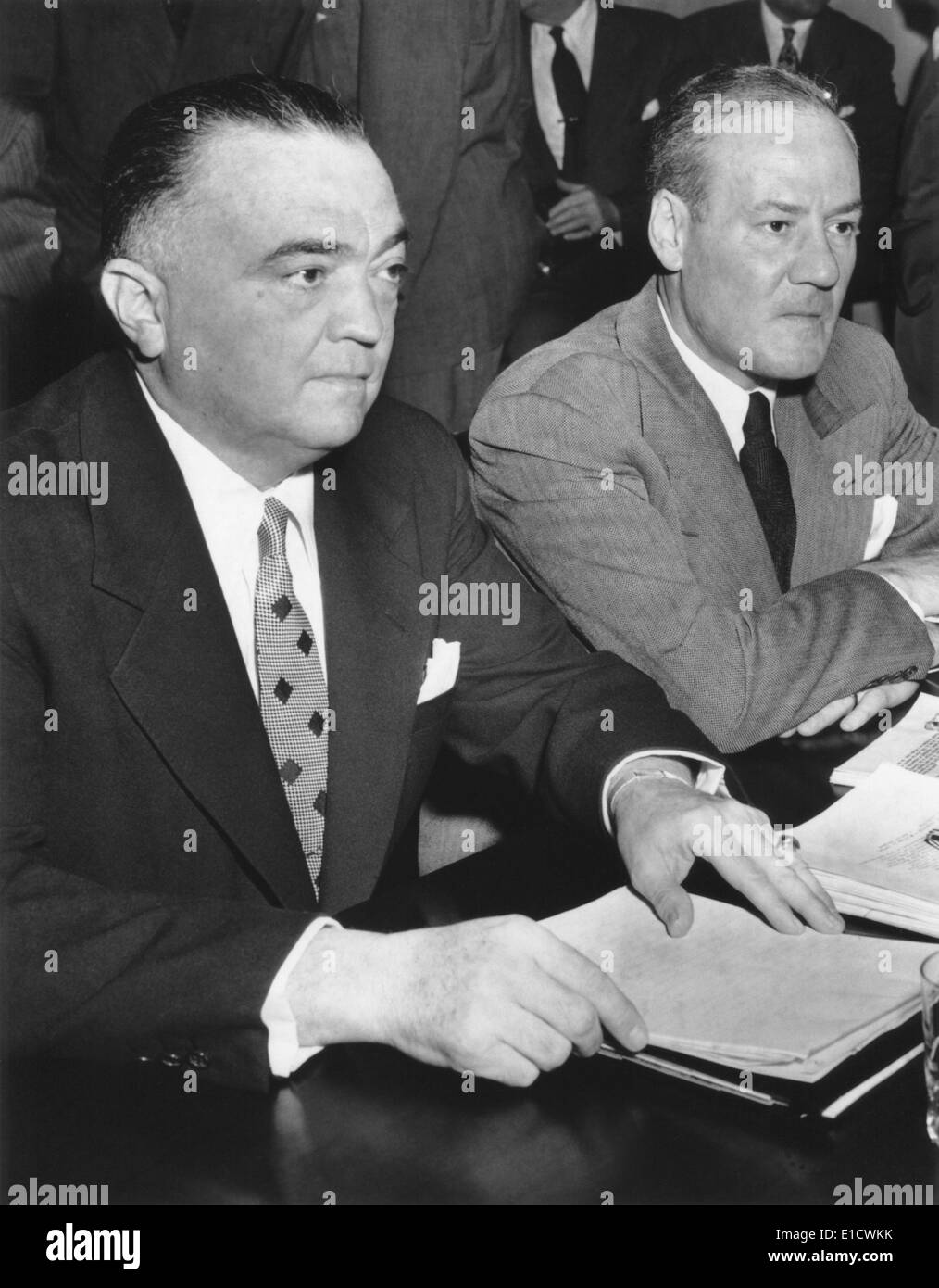 Edgar Hoover - Director of the FBI: biography, personal life, interesting facts 4