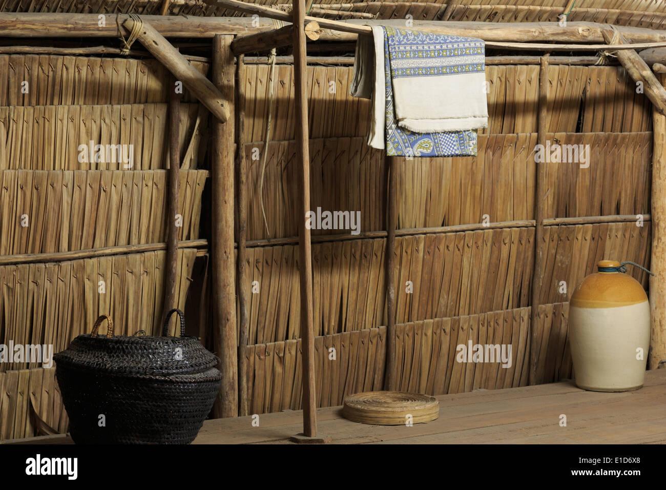 Anthropological Museum,Port Blair,Andaman Islands,India,Asia - Stock Image