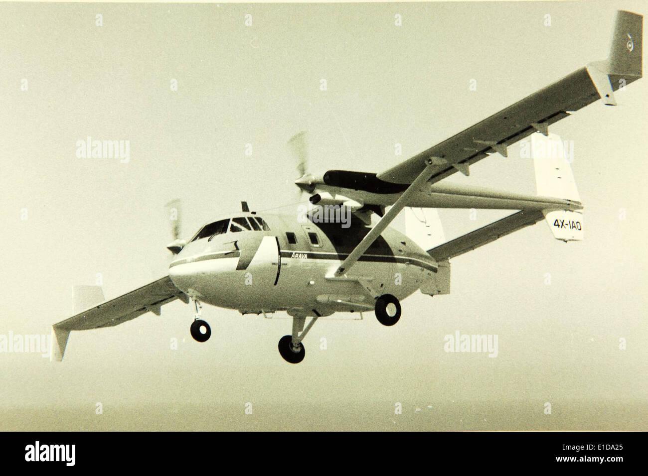 4x Iab 1972 Israel Aircraft Industries Iai 201 Arava C N 0004
