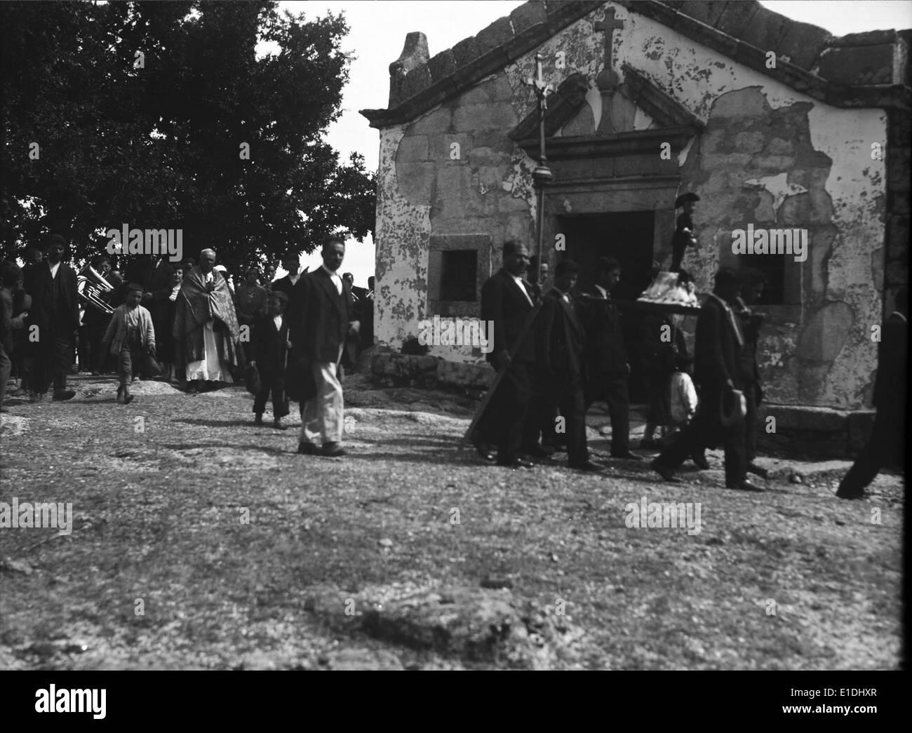 Seia, Portugal - Stock Image