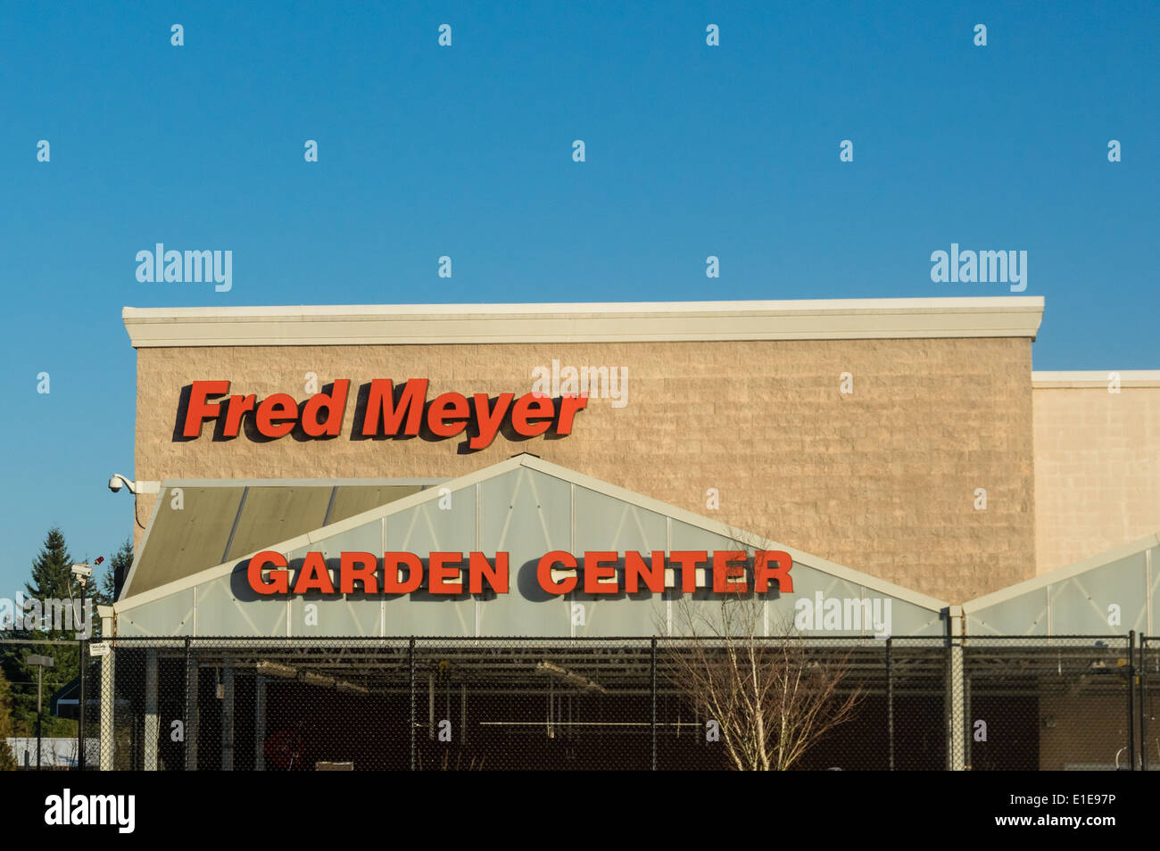 Fred Meyer Is A Large Grocery Chain Store That Also Operates Garden Centers.  Sandy,