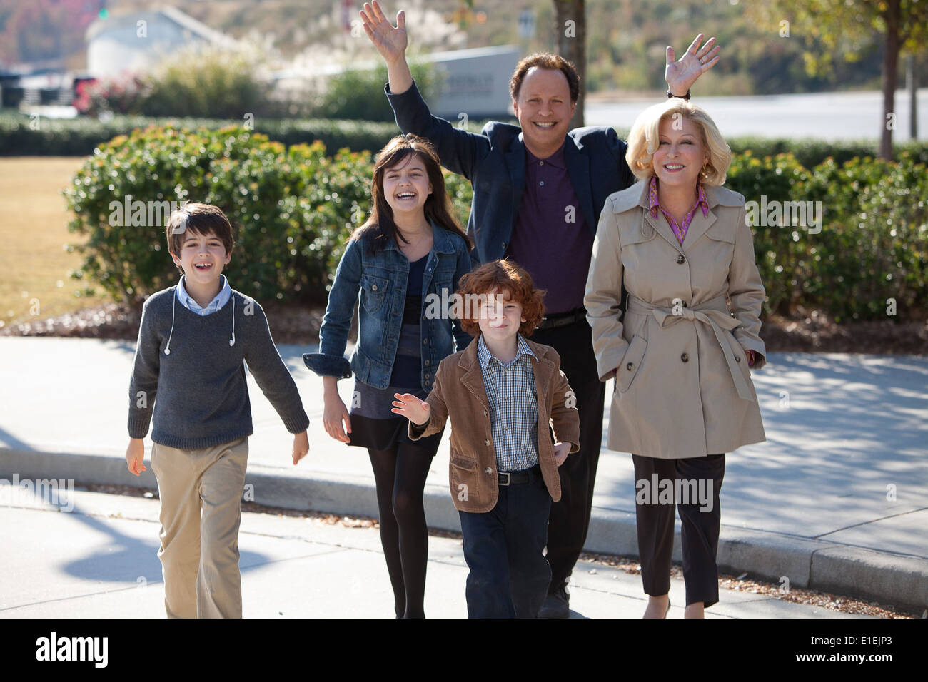 PARENTAL GUIDANCE (2012) JOSHUA RUSH BAILEE MADISON KYLE HARRISON BILLY CRYSTAL BETTE MIDLER ANDY FICKMAN (DIR) MOVIESTORE - Stock Image