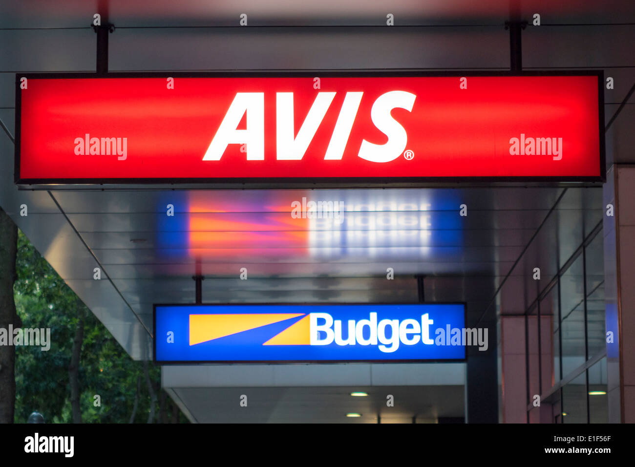 Avis Car Rental Stock Photos Amp Avis Car Rental Stock