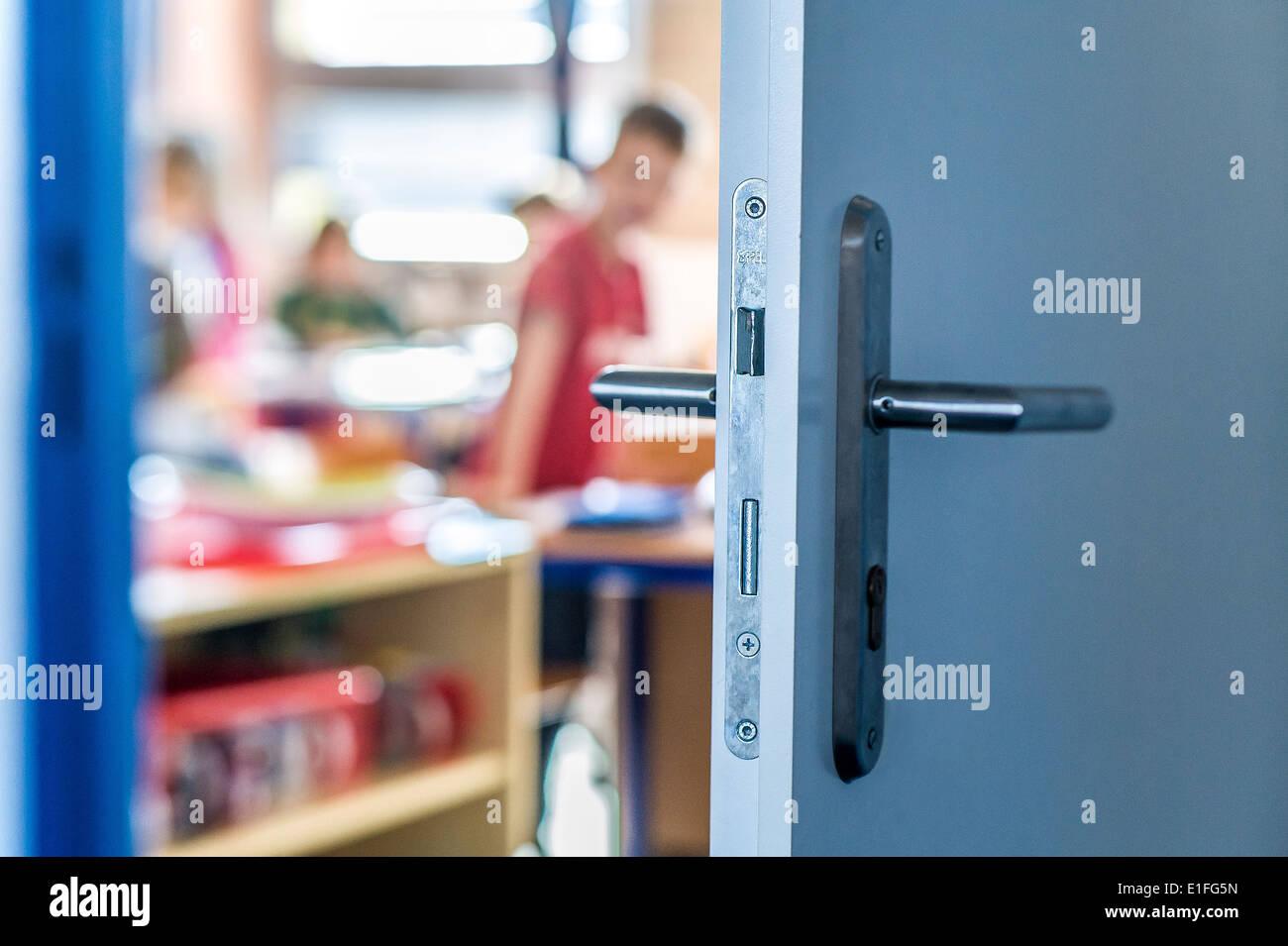 open classroom door.  Open Classroom Door  Stock Image Intended Open Classroom Door
