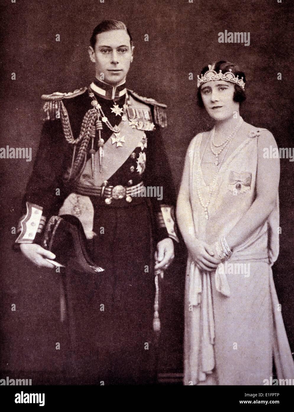 The Duke and Duchess of York - Stock Image