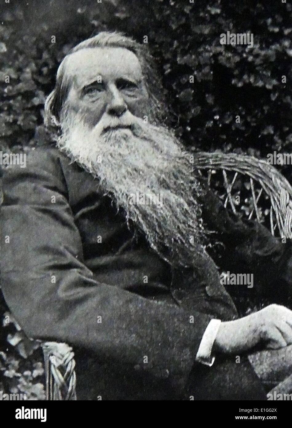 John Ruskin - Stock Image