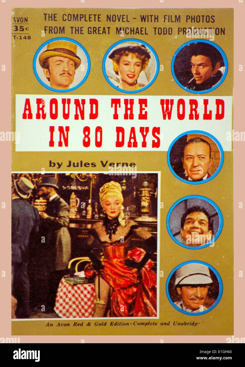 Around The World In 80 Days Is The 1956 Film Starring David Niven