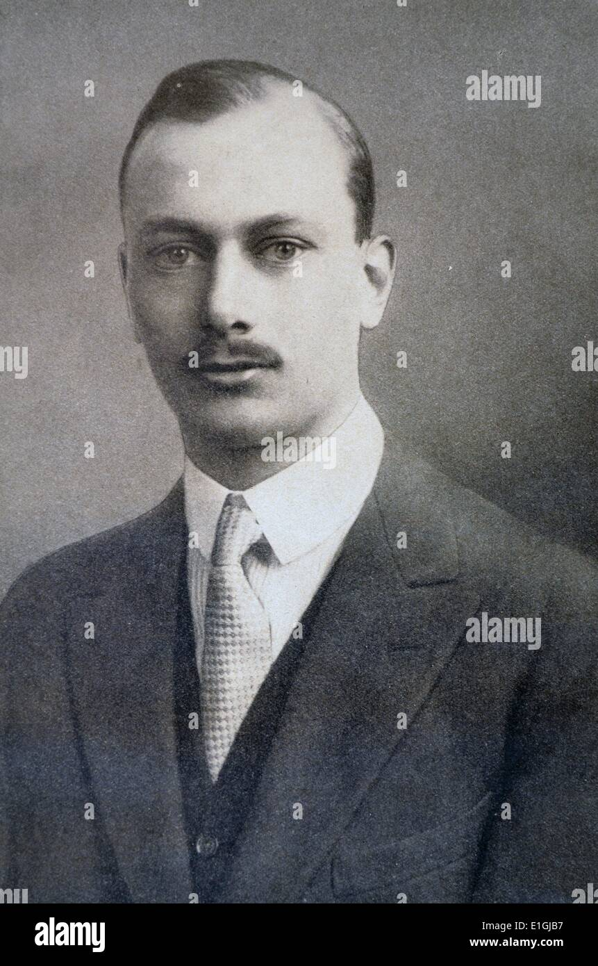 Prince Henry, Duke of Gloucester KG KT KP GCB GCMG GCVO (31 March 1900 – 10 June 1974) soldier and member of the British Royal - Stock Image
